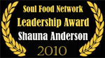 chitlins by shauna SoulFoodNetwork Leadership Award