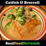 Southern fried chicken catfish bbq ribs and cajun Recipes