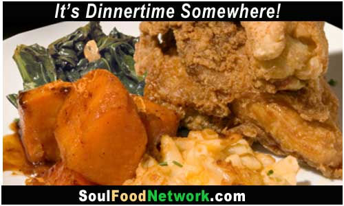 Soul Food Network has free Chicken dinner Recipes