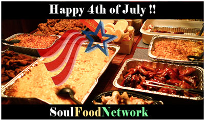 SoulFoodNetwork bring you our history made daily