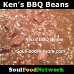 Ken's BBQ beans and beef also southern carribean jamaican and cajun Recipes