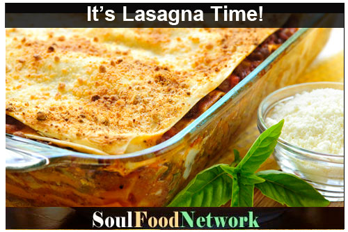 grandma's lasagna recipes